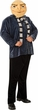 Plus Size Adult Despicable Me Gru Costume