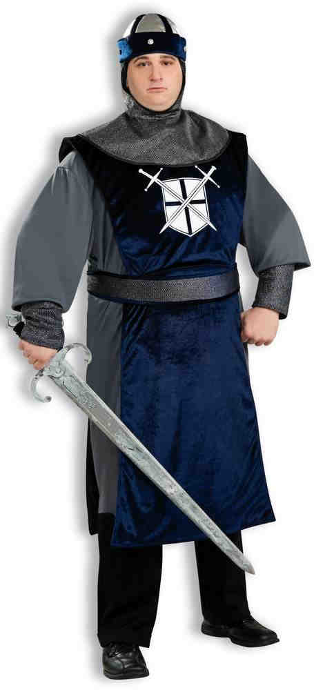 f4efca9586025 Plus Size Adult Knight Of The Round Table Costume Sc 1 St Candy Apple  Costumes