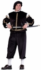 Plus Size Adult Prince Philip Renaissance Costume
