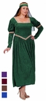 Plus Size Adult Renaissance Princess Costume - More Colors