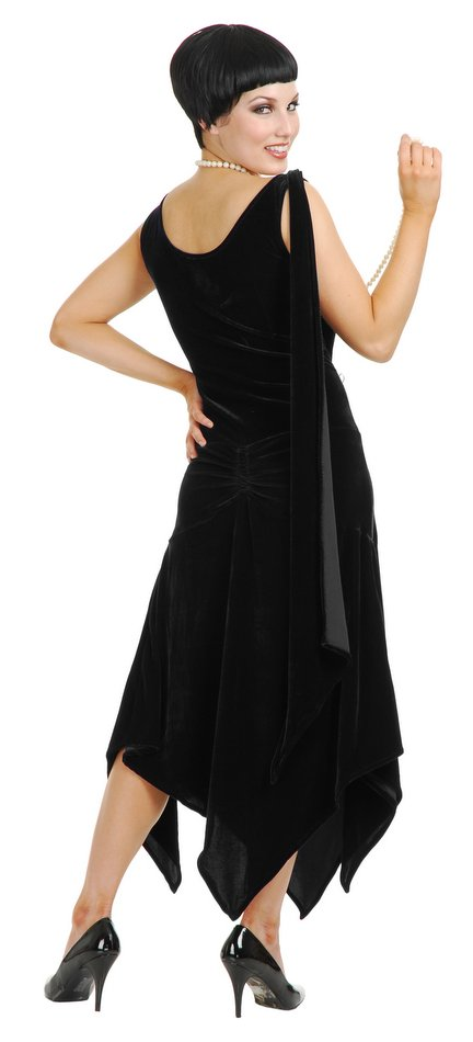 flapper costume plus size - candy apple costumes