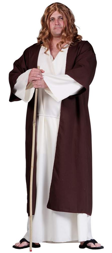 Plus Size Adult Shepherd or Jesus Costume - Candy Apple Costumes