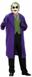 Plus Size Adult The Joker Costume