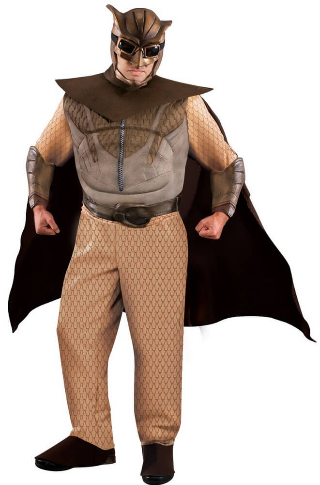 Plus Size Adult Watchmen Nite Owl Costume  sc 1 st  Candy Apple Costumes & Plus Size Adult Watchmen Nite Owl Costume - Candy Apple Costumes ...