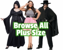 u003ciu003eSee All Plus Size Costumesu003c/iu003e  sc 1 st  Candy Apple Costumes & Plus Size Costumes for Women and Men
