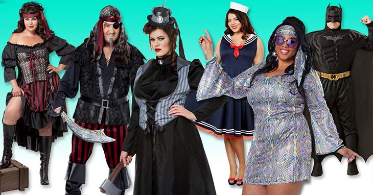 21954974cdd1f Plus Size Costumes for Women and Men - Candy Apple Costumes