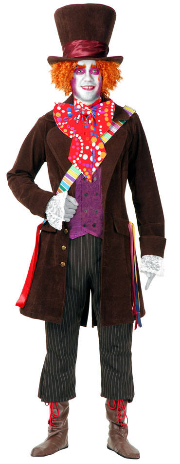plus size electric mad hatter costume - candy apple costumes - pop