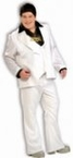 Plus Size Disco Fever Costume