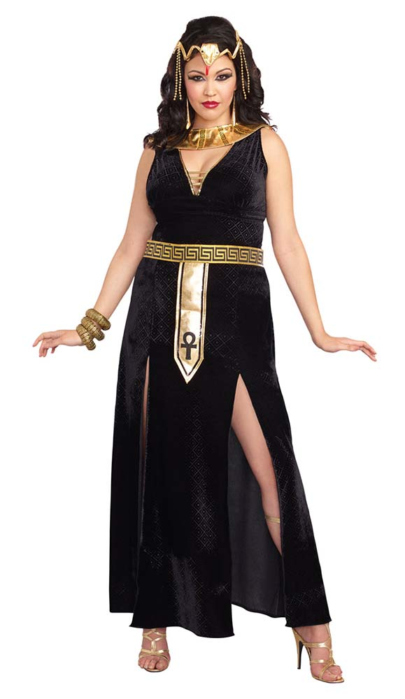 e63aa6f3f8a12 Plus Size Exquisite Cleopatra Costume - Candy Apple Costumes - 3X ...
