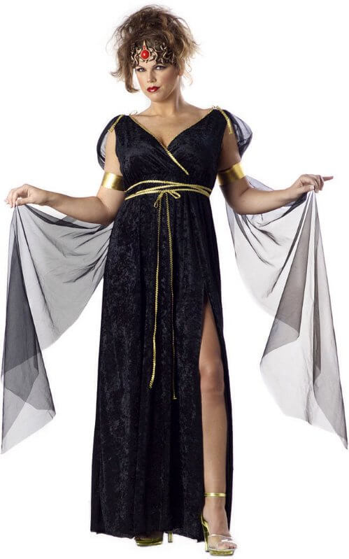Plus Size Medusa Goddess Costume - Candy Apple Costumes