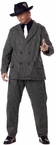 Plus Size Men's Mafia Mobster Costume