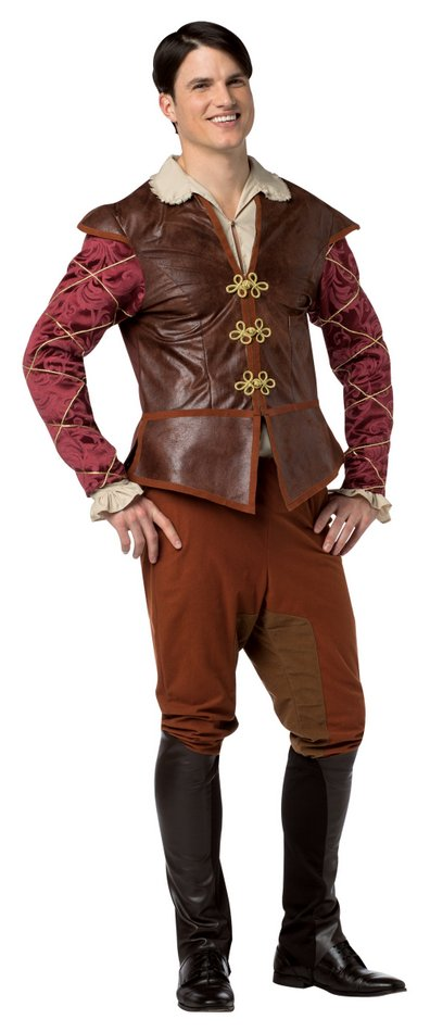 Prince Charming Once Upon A Time Costume Plus Size Men's Prince...
