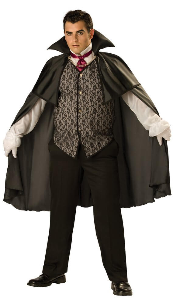 6f806ca267531 Plus Size Midnight Vampire Costume - Candy Apple Costumes - 3X ...