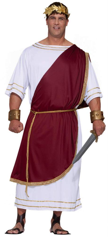 Plus Size Mighty Caesar XXXL Costume  sc 1 st  Candy Apple Costumes & Plus Size Mighty Caesar XXXL Costume - Candy Apple Costumes - Greek ...