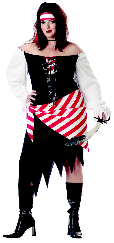 e12c0cda81 Plus Size Ruby the Pirate Beauty Costume - Candy Apple Costumes ...