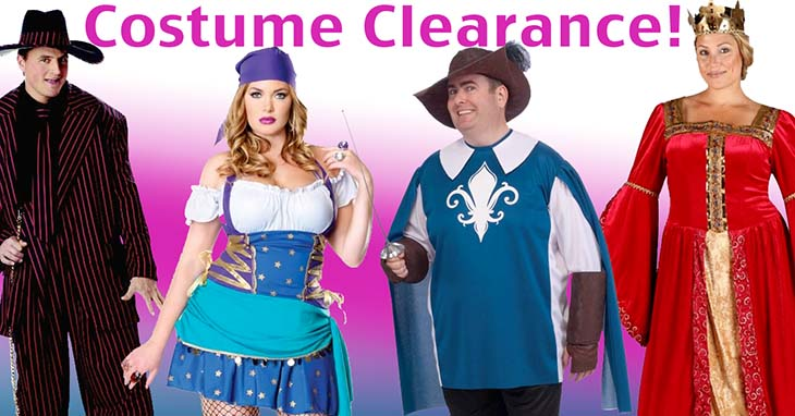 Plus Size Sale and Clearance Costumes  sc 1 st  Candy Apple Costumes & Plus Size Costumes: Sale - CandyAppleCostumes.com