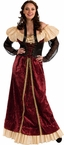 Plus Size Women's Dungeon Damsel Renaissance Costume