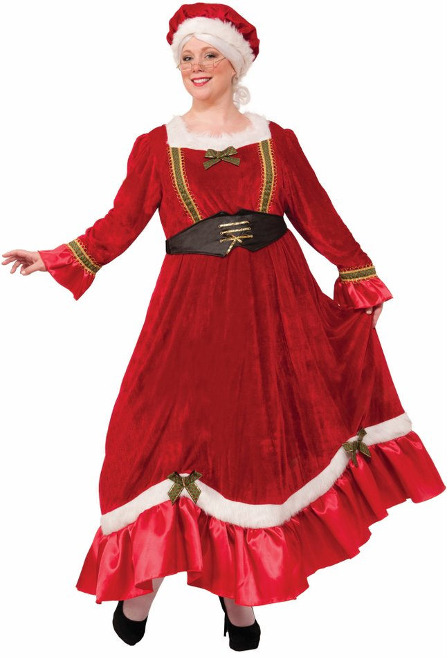 efcff5ca1a2 Santa Claus Costume For Women & Santa Claus Costumes Sc 1 St Brands ...