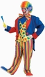 Plus Size XXXL Clown Costume