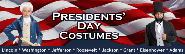 President's Day Costumes