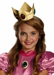 Princess Peach Crown & Amulet - Super Mario
