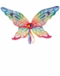 Rainbow Ribbon Fairy Wings