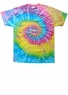 Adult Saturn Tie Dye Tee Shirt