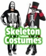 Skeleton and Grim Reaper Costumes