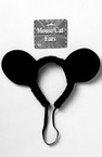 Small Black Mouse Ears