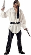 Adult Swashbuckler Pirate Shirt and Belt