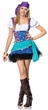 Teen Leg Avenue Fortune Teller Princess Costume