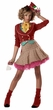 Teen Mad Hatter Girl Costume