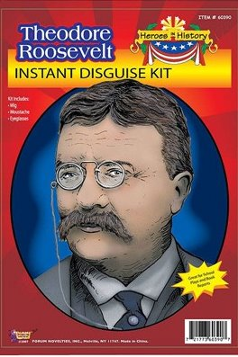 Theodore Roosevelt Wig and Glasses Kit  sc 1 st  Candy Apple Costumes & Theodore Roosevelt Wig and Glasses Kit - Candy Apple Costumes - Kids ...