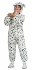 Toddler and Child Plush Dalmatian Costume