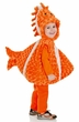 Toddler/Child Plush Clown Fish Belly Babies Costume