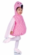 Toddler/Child Plush Pink Flamingo Costume