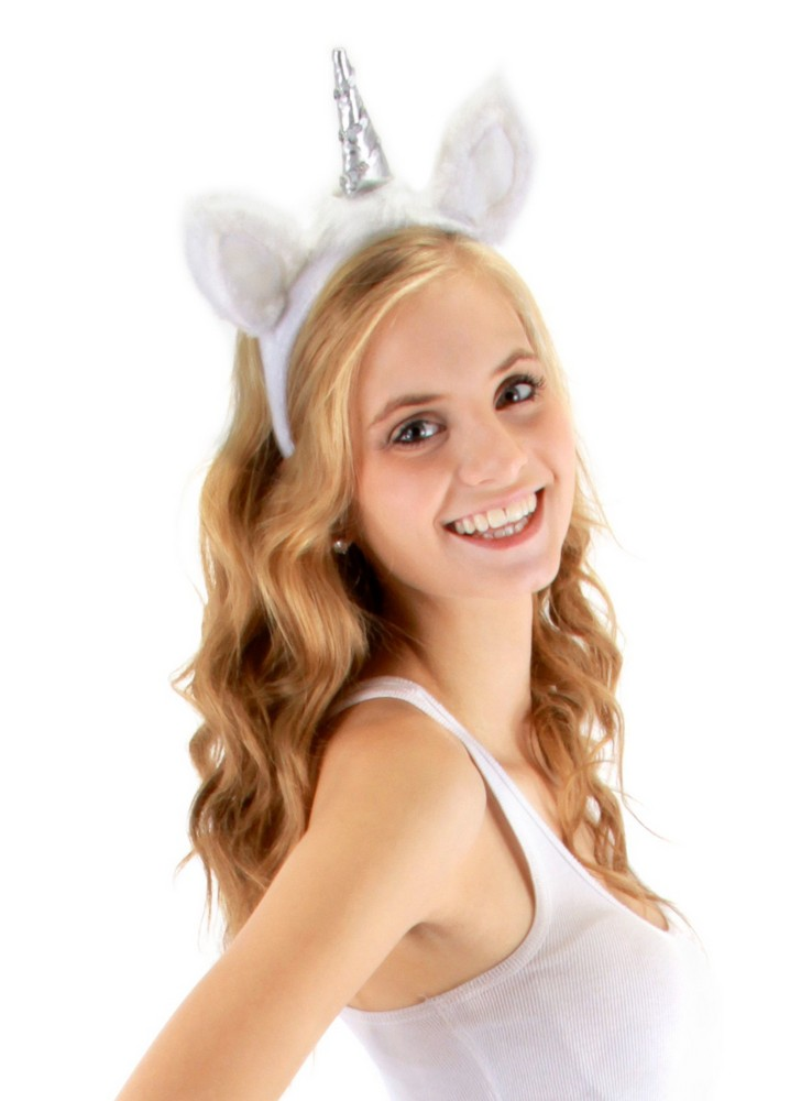 Unicorn Headband and Tail Costume Set - Candy Apple Costumes - Animal  Costumes 01bb4959f89