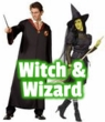 Witch & Wizard Costumes