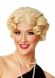 Women's Blonde Daisy Flapper Wig
