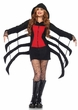 Women's Cozy Black Widow Costume