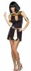 Women's Dreamgirl Walk Like an Egyptian Costume, Size XL