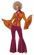 Women's Funky Disco Diva Costume, Size Small
