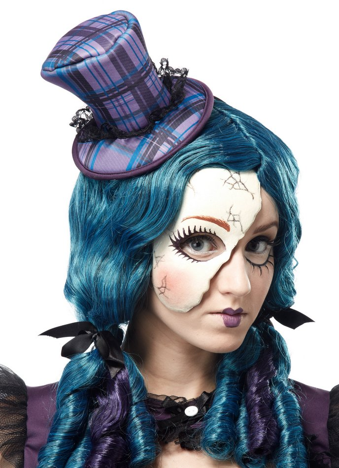 ff743ef190f Women s Gothic Broken Doll Costume - Candy Apple Costumes ...