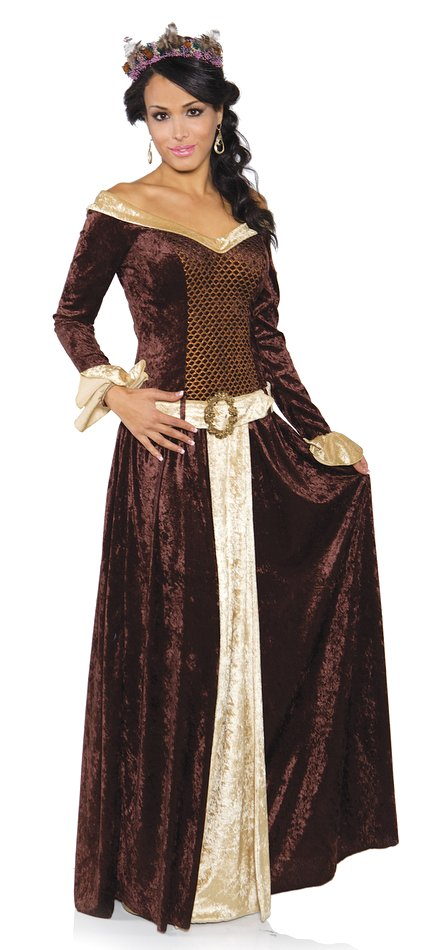 Lady adult costume
