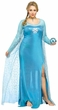 Women's Plus Size Ice Queen Costume