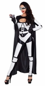 Women's Space Battle Babe Costume