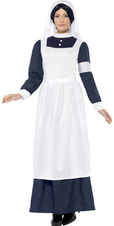 6e7fb485624bf Popular Add-ons. Child's World War I Nurse Costume