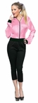 Women's Pink 50's Ladies Jacket