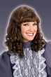 Women's Scarlett Wig - Brown or Black