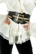 Adult Faux Leather Pirate Belt